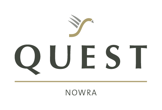 Quest Apartments Nowra Logo
