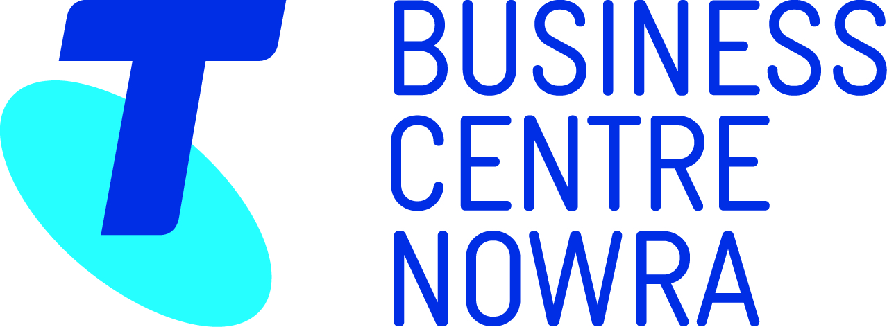 Telstra Business Centre Nowra Logo
