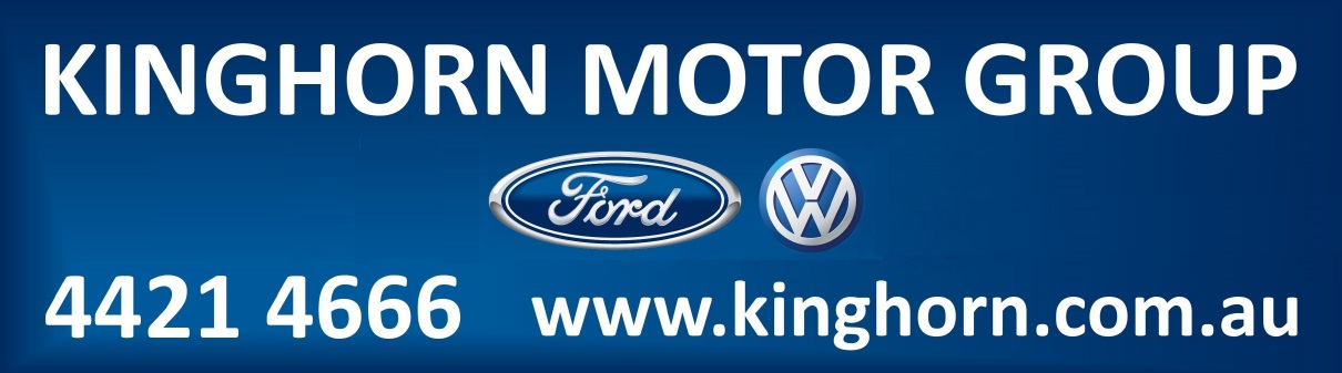 Kinghorn motor group Inspire Youth Australia Foundation Limited SCYLF Sponsor